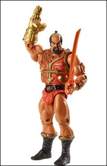 Masters of the Universe Classics Jitsu (Loose) by Mattel