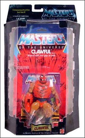 Masters of the Universe (Commemorative Series) Clawful