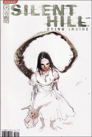 Silent Hill: Dying Inside 2-A by IDW