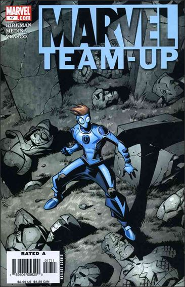 Marvel Team-Up (2005) 17-A by Marvel
