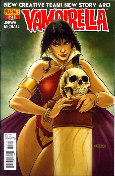 Vampirella (2010) 21-A by Dynamite Entertainment
