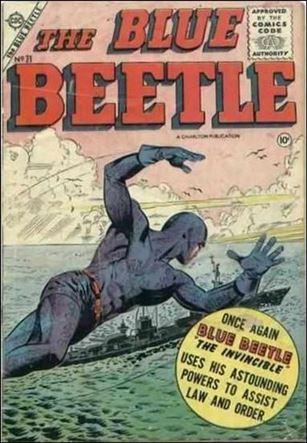 Blue Beetle (1955) 21-A