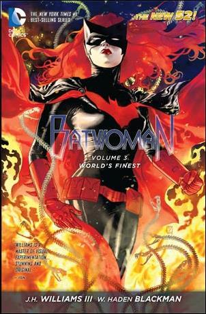 Batwoman 3-A by DC