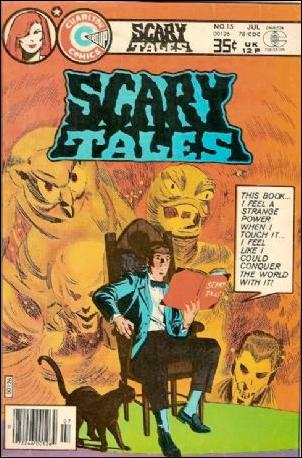 Scary Tales 15-A by Charlton