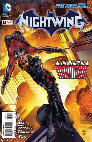 Nightwing (2011) 12-A by DC