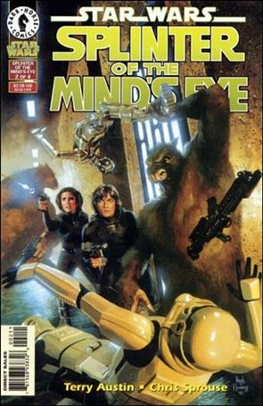 Star Wars: Splinter of the Mind's Eye 2-A