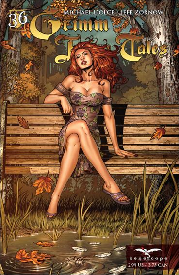 Grimm Fairy Tales (2005) 36-A by Zenescope Entertainment