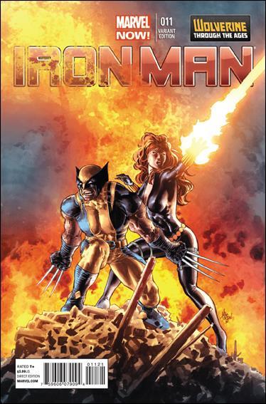 Iron Man (2013) 11-B by Marvel