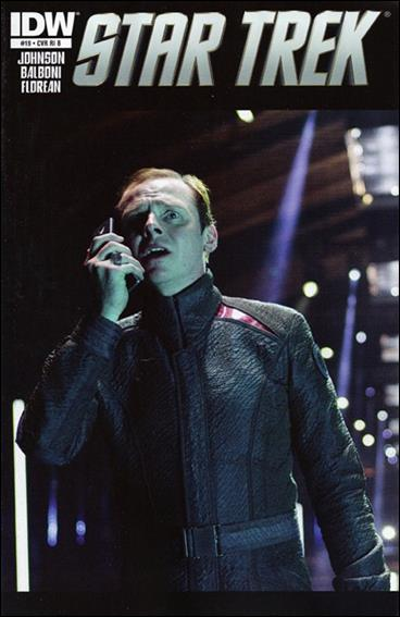 Star Trek (2011) 19-C by IDW