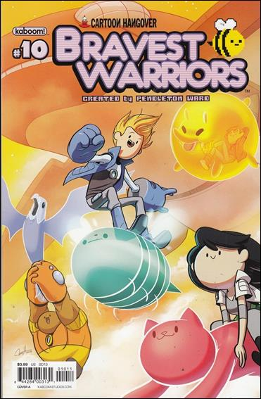 Bravest Warriors 10-A by Kaboom!