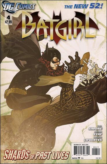 Batgirl (2011) 4-A by DC
