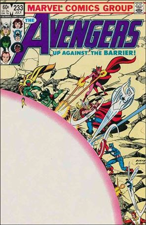 Avengers (1963) 233-A