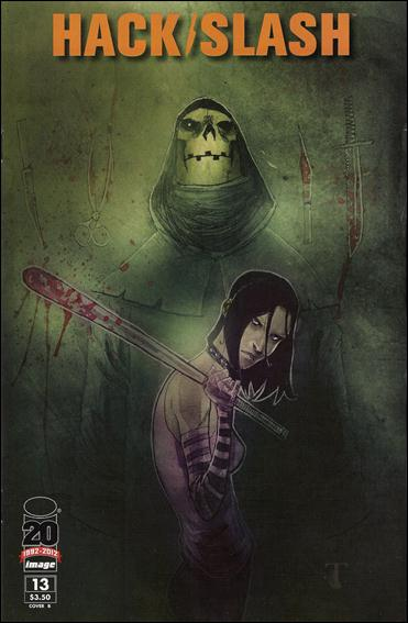 Hack/Slash (2011) 13-B by Image