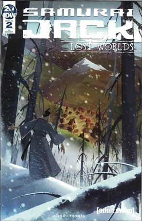 Samurai Jack: Lost Worlds 2-C