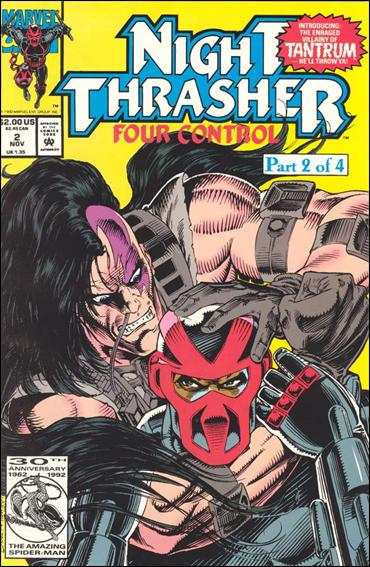 Night Thrasher: Four Control 2-A by Marvel