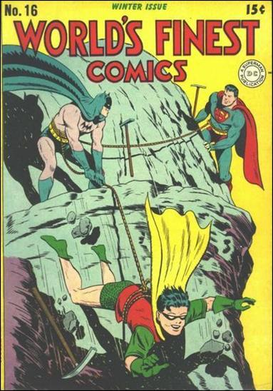 World's Finest Comics 16-A by DC