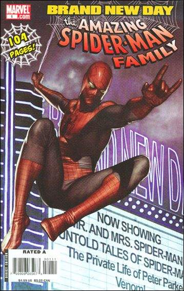 Amazing Spider-Man Family 1-A by Marvel