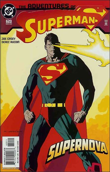 Adventures of Superman (1987) 620-A by DC
