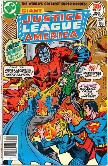 Justice League of America (1960) 140-A by DC