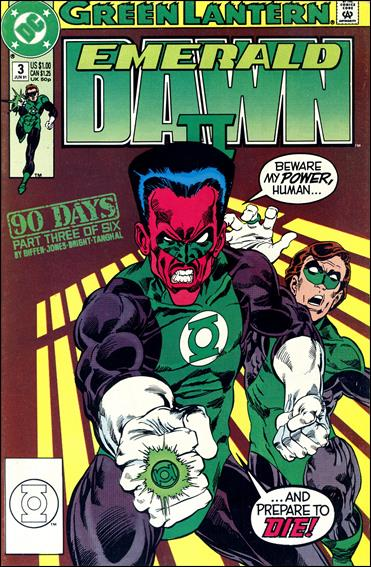 Green Lantern: Emerald Dawn II 3-A by DC