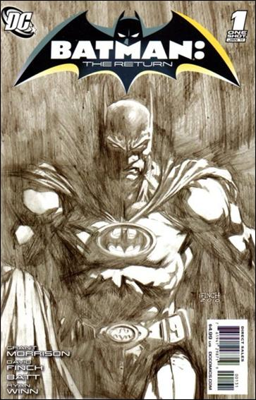 Batman: The Return 1-C by DC