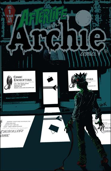 Afterlife with Archie 1-EM by Archie