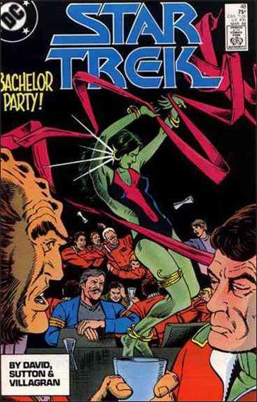 Star Trek (1984) 48-A by DC