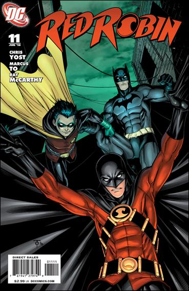 Red Robin 11-A by DC