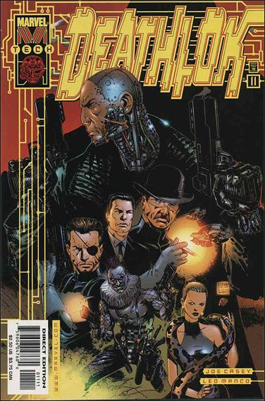 Deathlok (1999) 11-A by Marvel