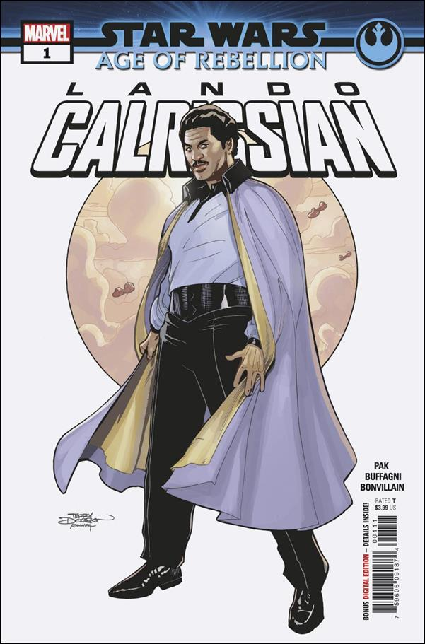 Star Wars: Age of Rebellion - Lando Calrissian 1-A by Marvel