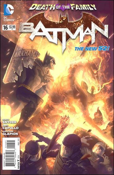 Batman (2011) 16-D by DC