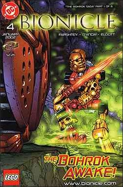 Bionicle 4-A by DC