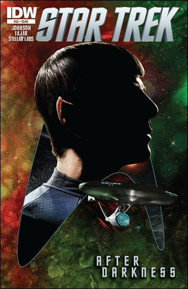 Star Trek (2011) 22-A by IDW