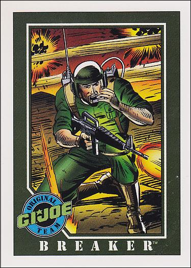 G.I. Joe (Base Set) 40-A by Impel