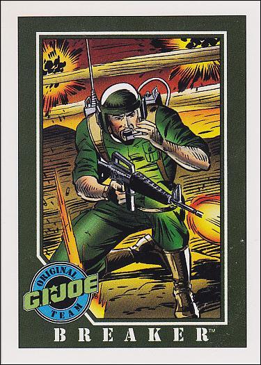 G.I. Joe (Base Set) 40-A by Impel