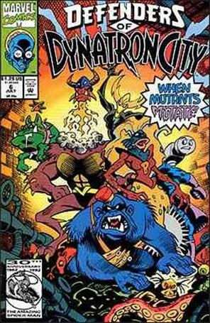 Defenders of Dynatron City 6-A