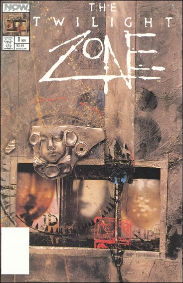 Twilight Zone (1990) 1-A by Now Comics