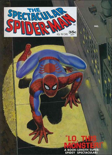 Spectacular Spider-Man (1968) 1-A by Marvel