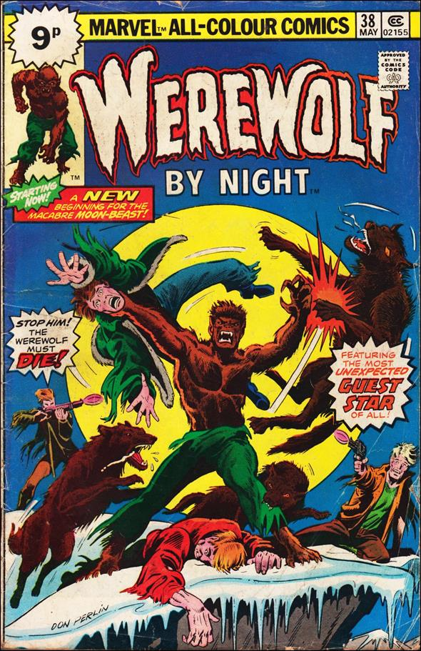Werewolf by Night (1972) 38-C by Marvel
