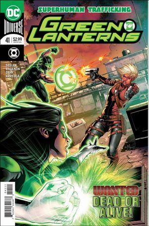 Green Lanterns 41-A