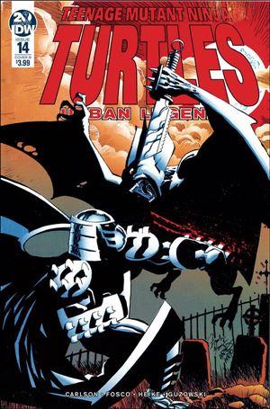 Teenage Mutant Ninja Turtles: Urban Legends 14-B
