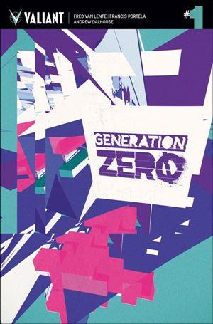Generation Zero 1-B