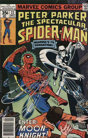 Spectacular Spider-Man (1976) 22-A by Marvel