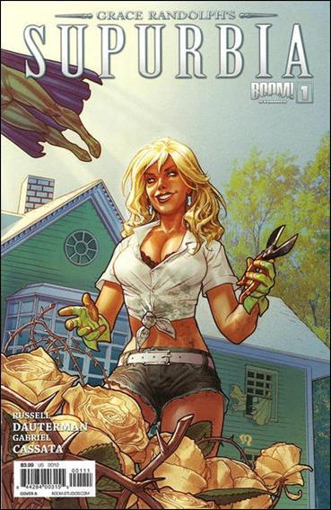 Grace Randolph's Supurbia (2012/11) 1-A by Boom! Studios