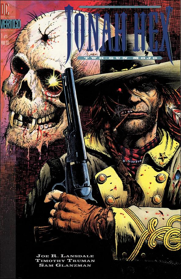 Jonah Hex: Two-Gun Mojo 1-A by Vertigo