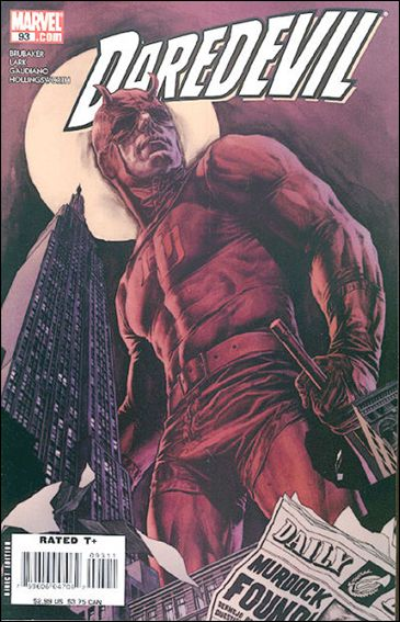 Daredevil (1998) 93-A by Marvel