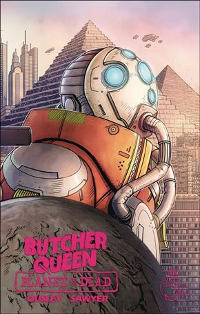 Butcher Queen: Planet of the Dead 2-A