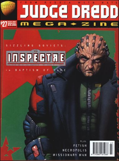 Judge Dredd Megazine (1995) 27-A by Fleetway