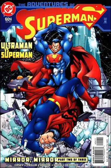 Adventures of Superman (1987) 604-A by DC