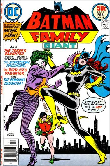 Batman Family 9-A by DC